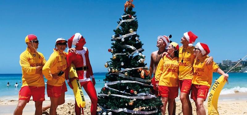 Święta w Australii