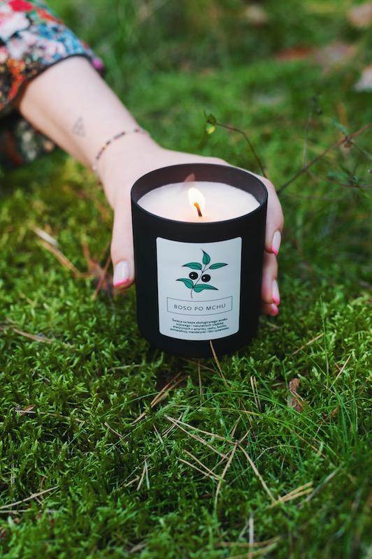 Celebruj Jesień z nowym zapachem świecy od Hagi Cosmetics