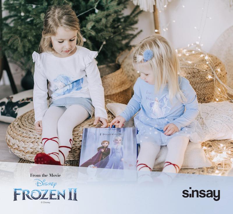 Święta w Krainie lodu, czyli najnowsza kolekcja Sinsay dla dzieci