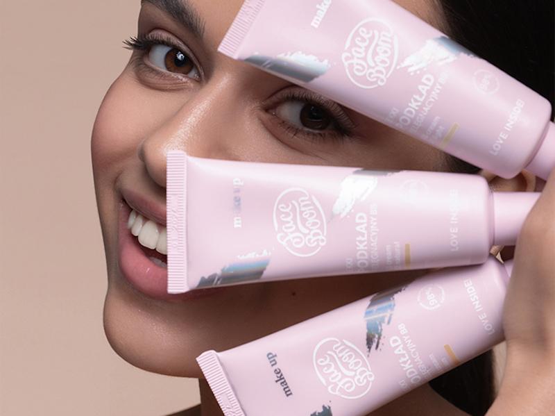 FaceBoom Make Up – premiera nowej linii naturalnych kosmetyków do makijażu
