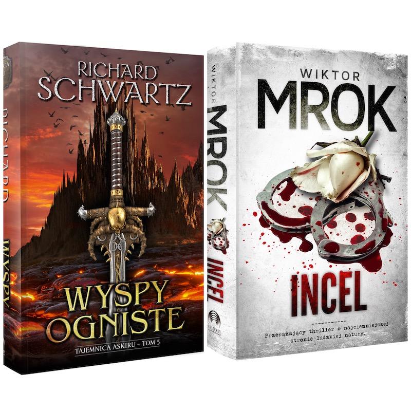 Powrót Wiktora Mroka – autora bestsellerowych powieści opartych na faktach