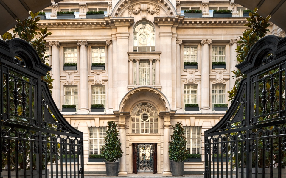 LUKSUSOWY HOTEL W LONDYNIE DLA WYMAGAJĄCYCH