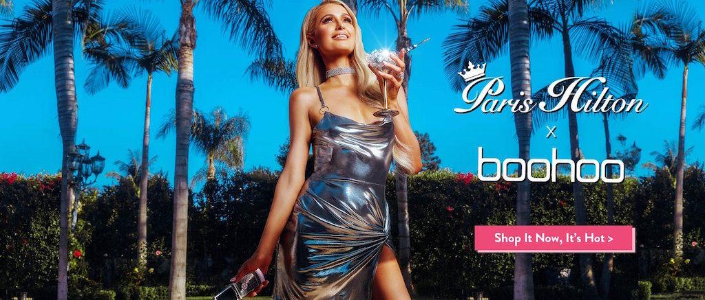 Nowa kolekcja Paris Hilton Sooo 2000s dla Boohoo