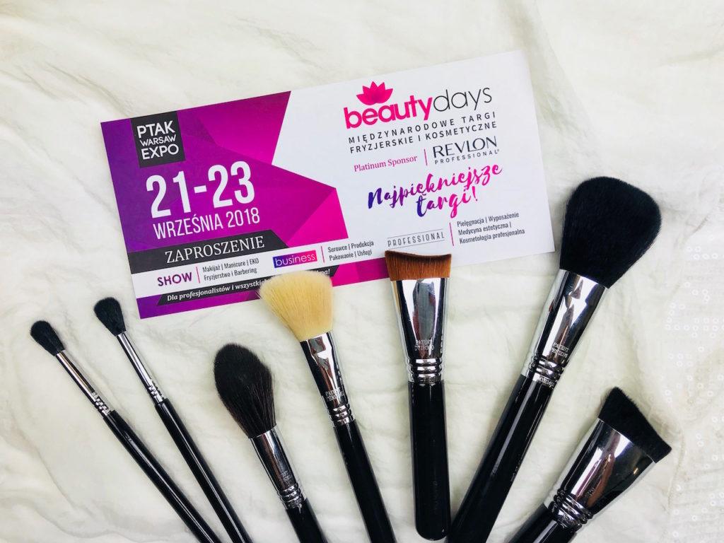 #Polecamy: Międzynarodowe Targi Fryzjerskie i Kosmetyczne Beauty Days 2018