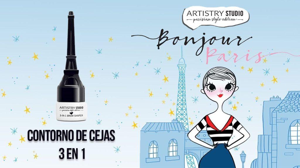 Marka Artistry w europejskiej stolicy mody i zakochanych – witajcie w Paryżu!