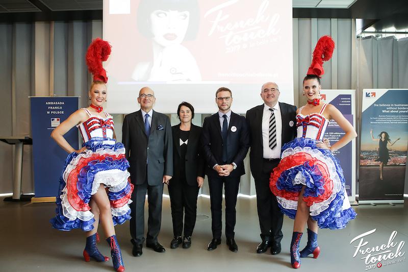French Touch me touch- akcja promująca Francję w Polsce
