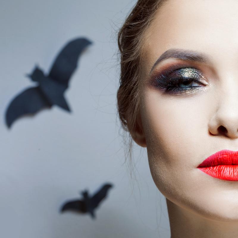Halloweenowy makijaż nie taki straszny jak go malują – demakijaż z OnlyBio
