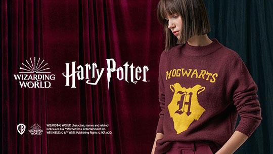 Harry Potter powraca! Czarodziejska klasyka w kolekcji Sinsay