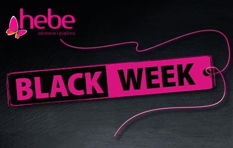 Black Week w Hebe – od dziś!