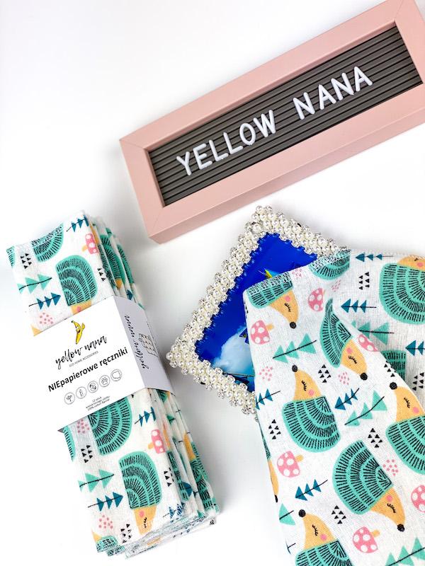 Limitowana kolekcja Yellow Nana już dostępna!