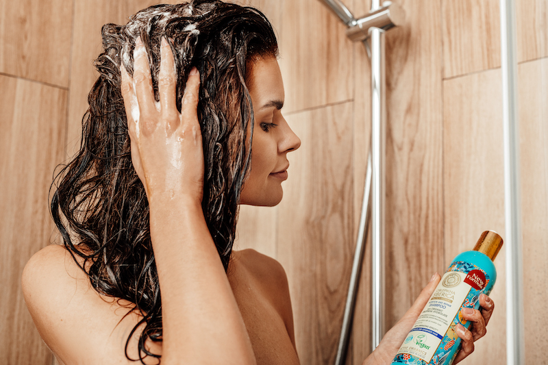 Jak intensywnie nawilżyć włosy?Nowości w Rossmann