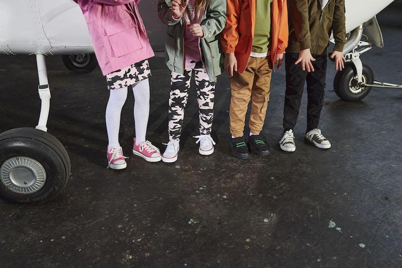 Nowy militarny trend dla najmłodszych od Sinsay