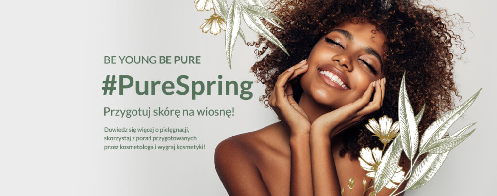 #PureSpring z Pure by Clochee