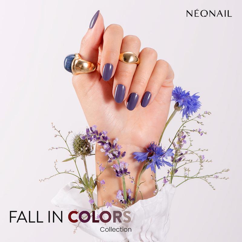 Daj się uwieść najpiękniejszym kolorom jesieni i wyraź siebie z nową kolekcją lakierów hybrydowych FALL IN COLORS od NEONAIL