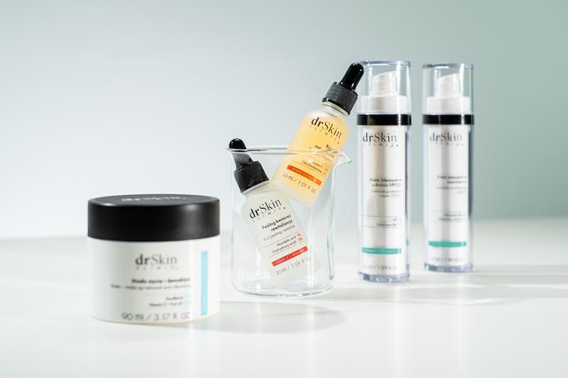Marka drSkin Clinic świętuje pierwsze urodziny nowym produktem
