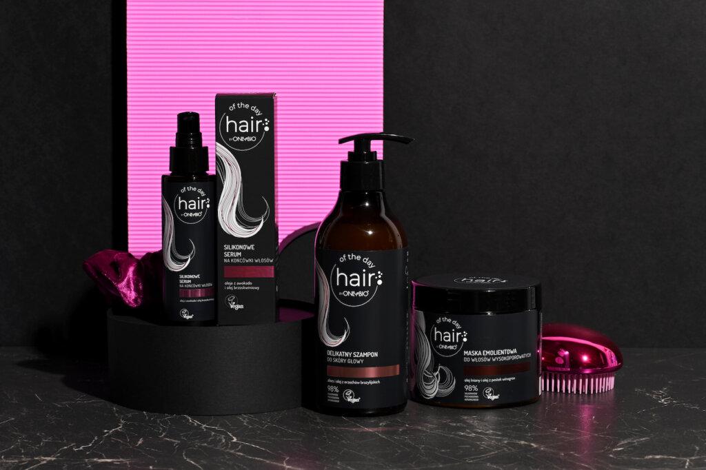 Hair of The Day – nowości OnlyBio.life dla włosomaniaczek!