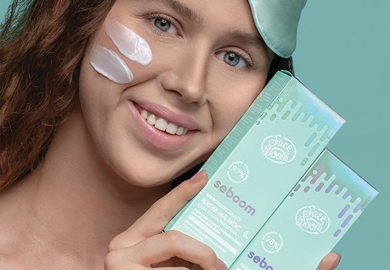 Premiera linii Seboom – 10 kosmetycznych nowości do FaceBoom